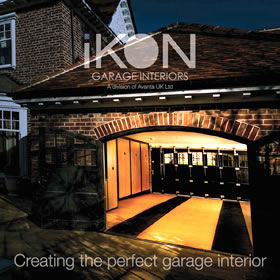 Garage iKon Cabinet and Furniture Brochure