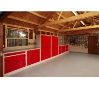 Sheffield Garage Installation