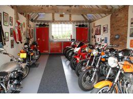 Warwickshite Motorcycle Museum